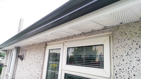 Soffits in plymouth